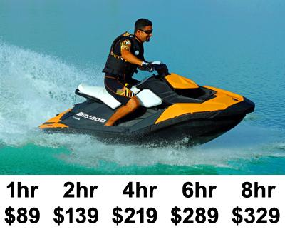 On-Site Sea-Doo Spark