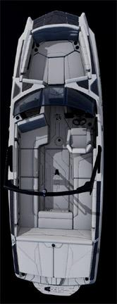 On-Site 24' Wake/Surf Boat